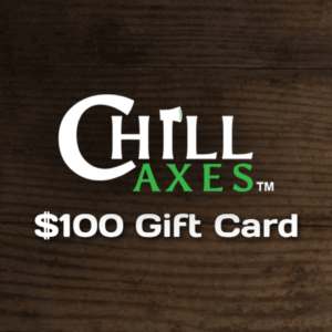 $100 Gift Card to Chill Axes in Crofton, Maryland.