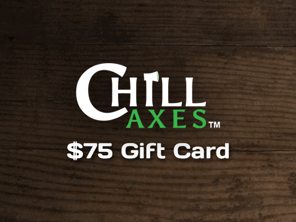 $75 Gift Card to Axe Throwing Facility in Crofton, Maryland.